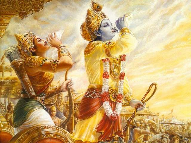 The Bhagavad Gita: Part One
